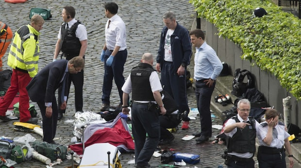 """Hör vittnet berätta om attacken: """"Det är obehagligt"""""""