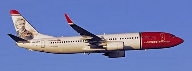 Norwegian ska knäcka SAS med lågprisflyg direkt från Stockholm och trådlöst internet.