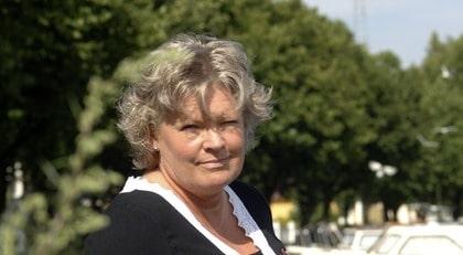 ÅTERKOMMANDE Besvär. Varje sommar drabbas Susanne Flodmark Pöls, 48, av munsår orsakade av herpes efter att ha vistats  i solen utan solskydd. Det tar ungefär en och en halv vecka och sen kommer blåsorna som stannar lika länge.