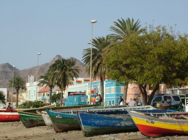 <span>Kap Verde är en avplatserna som drabbats.</span>