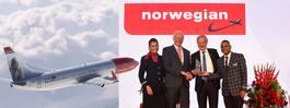 Norwegian utsett till årets bästa flygbolag