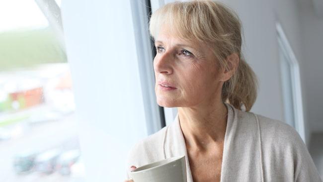 """Sonja, 72, skriver: """"Tar illamåendemedicin vid behov innan matintag, men inget smakar och jag får verkligen tvinga i mig lite mat och dryck"""". (OBS, genrebild)"""
