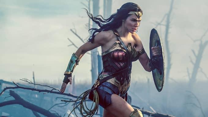 En scen ur filmen Wonder Woman. Foto: CLAY ENOS / AP TT NYHETSBYRÅN