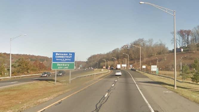 Barnvakten jobbade hos en familj i staden Danbury i Connecticut, USA. Foto: Google Maps