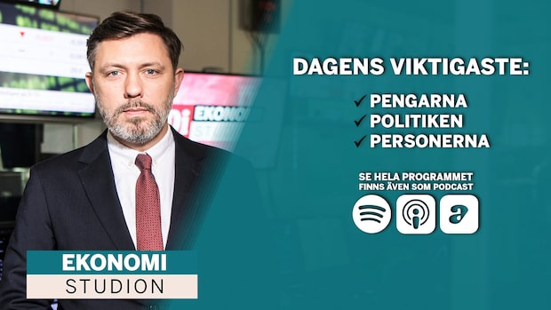 Ekonomistudion 1 april 2020- Se hela programmet