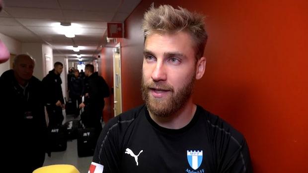 """Rasmus Bengtsson: """"Märkte på publiken att något hänt"""""""
