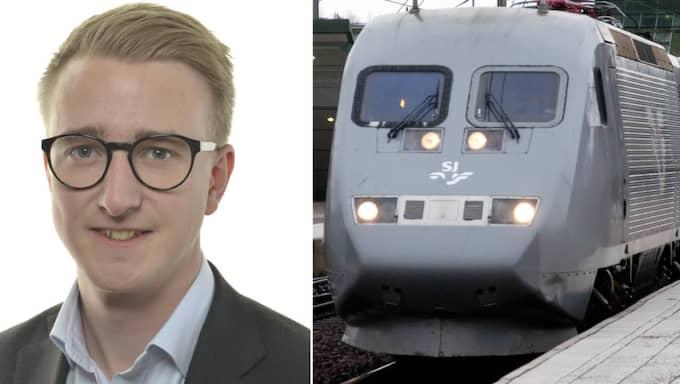 """Fredrik Christianssen, riksdagsman för centern: """"Jag hade inte tillräcklig kännedom om regelverket."""""""