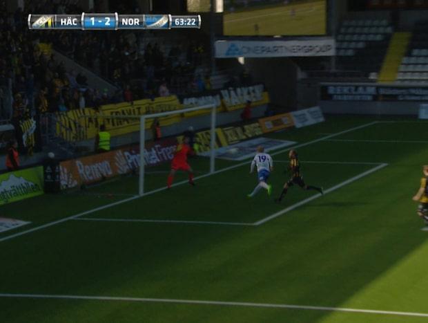 Highlights Häcken-IFK Norrköping