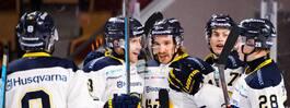 HV 71 vinner mot ett formsvagt Linköping