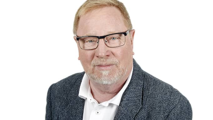 Lars Förstell, pressinformatör vid polisen i Malmö. Foto: ULRIKA BERGSTRÖM / POLISEN