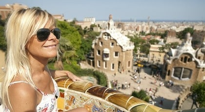 Förverkligade sin idé. För 14 år sedan åkte Anne-li till Barcelona på en arbetsresa. Efter det var hon fast besluten att flytta dit, men det dröjde 10 år innan hon gjorde allvar av sina planer.
