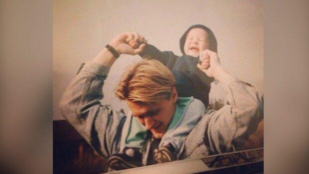 """Rolf Sandbergs son: """"Stolt över att han är min pappa"""""""
