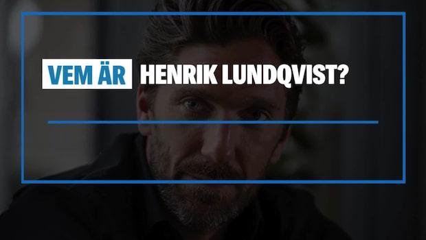 Vem är Henrik Lundqvist?