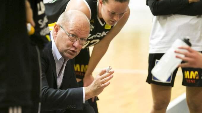 Marks tränare och klubbchef Frank Alm. Foto: Lennart Rehnman