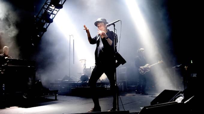 Thåström på Lisebergshallen. Foto: JOHAN VALKONEN/STELLA PICTURES