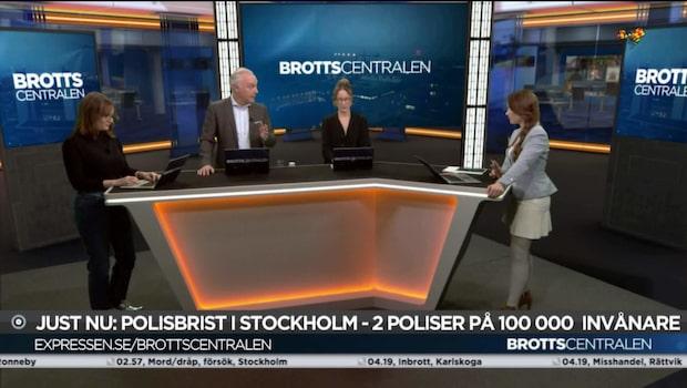 """Johan Eriksson: """"Det här är oerhört angeläget"""""""