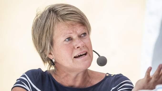 Ulla Andersson (V). Foto: CHRISTIAN ÖRNBERG
