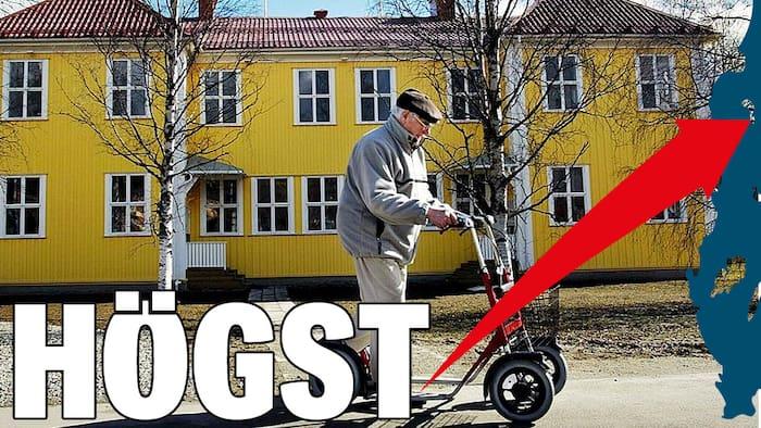 3fce0a87edf 58 kommuner får höjd skatt under 2019 – här är listan