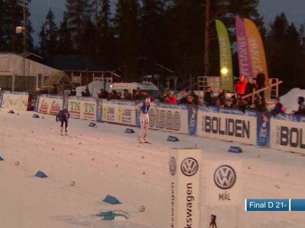 Höjdpunkter: Ribom knäckte Frida Karlsson