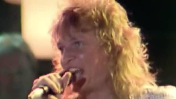 """""""Tommy Nilssons frisyr hade väl egen loge"""", skriver Anders Björkman."""