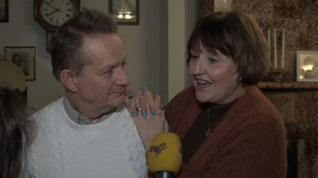 Lori hittade tillbaka till sin ungdomskärlek efter 35 år