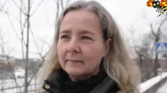 Annalena Svensson lever med Alzheimers sjukdom
