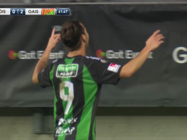 Highlights: Örgryte-GAIS