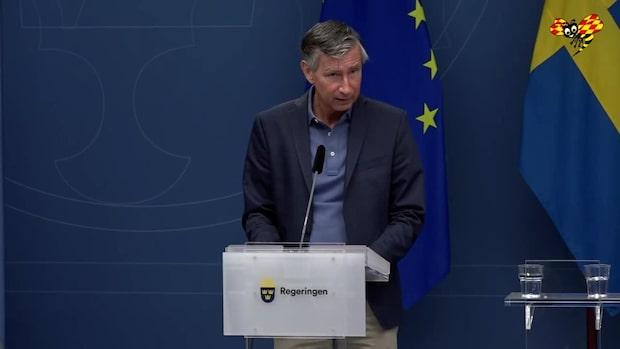 Richard Bergström: Så ska vaccineringen gå till