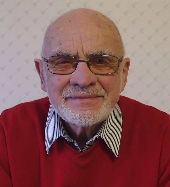 Bengt Ivarsson, 84, känner sig lurad av en Telia-försäljare. Foto: Privat
