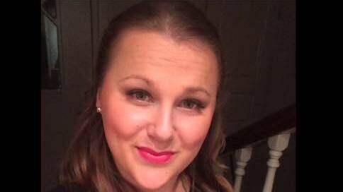 Sara Wibbling, 29, är vän med Monica och det var i samband med att de skulle rasta sina hundar tillsammans som hon fick reda på vad Monica hade råkat ut för. Foto: Privat