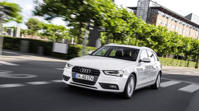 Genom Audi Unite kan du leasa en bil tillsammans med dina grannar, eller vänner.  I stort sett alla modeller går att leasa, också Audi R8.