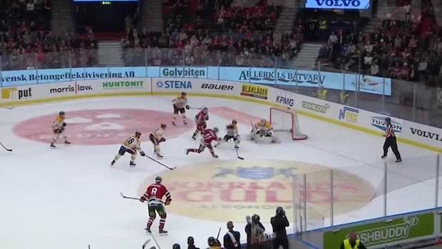 Höjdpunkter: Frölunda–Luleå