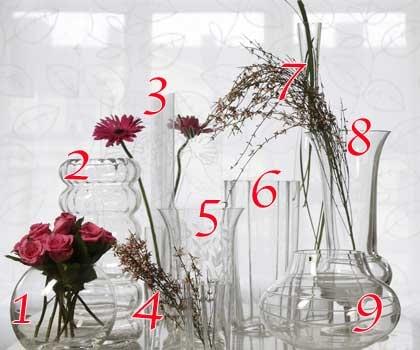 Vaser och krukor för alla blommor Leva& bo Expressen Leva& bo