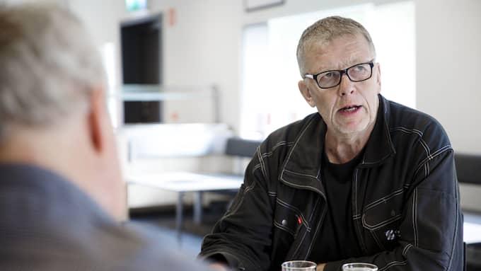 """Anders Broström: """"Jag måste hitta ett jobb"""" Foto: HENRIK JANSSON"""
