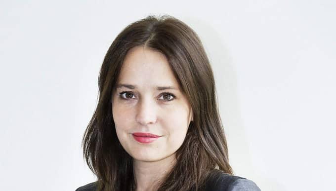 Expressens Karin Olsson. Foto: Theo Elias Lundgren