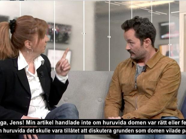 """KULTUR-EXPRESSEN: """"Tyvärr är metoo väldigt starkt även i Danmark"""""""