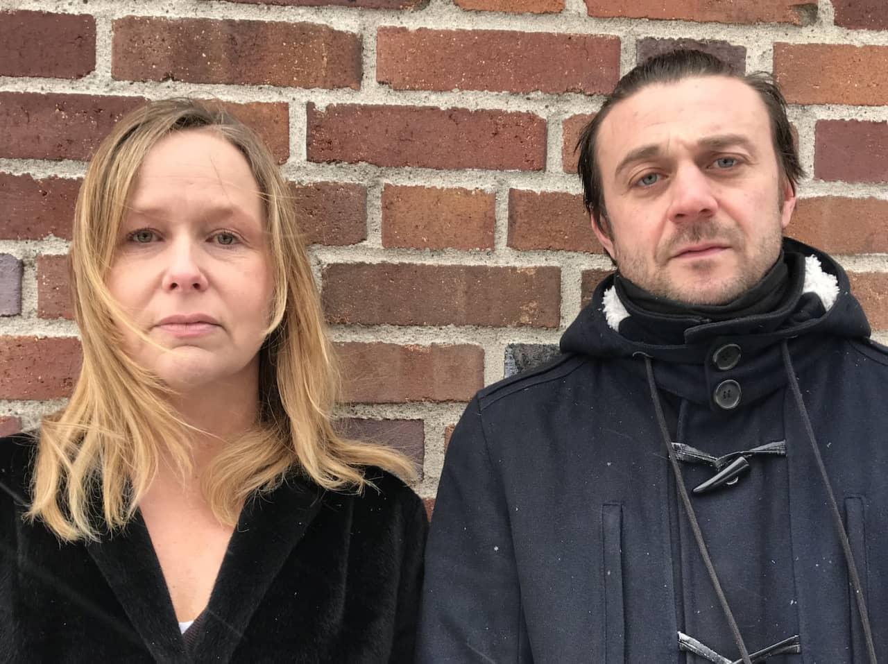 Maria Rydhagen & Alexander Vickhoff