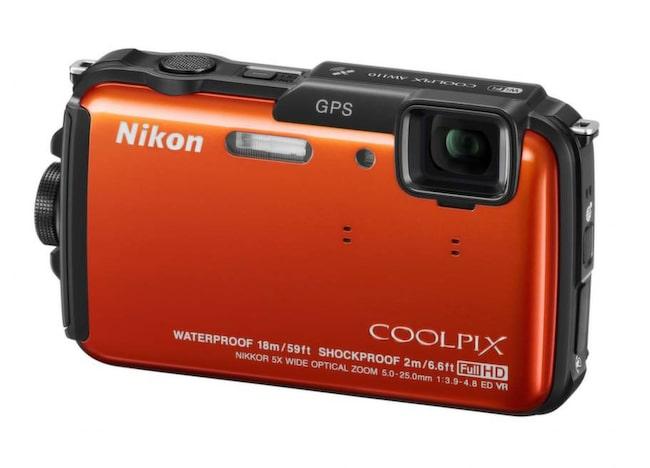 Just nu är denna Nikon den bästa allväderskameran.