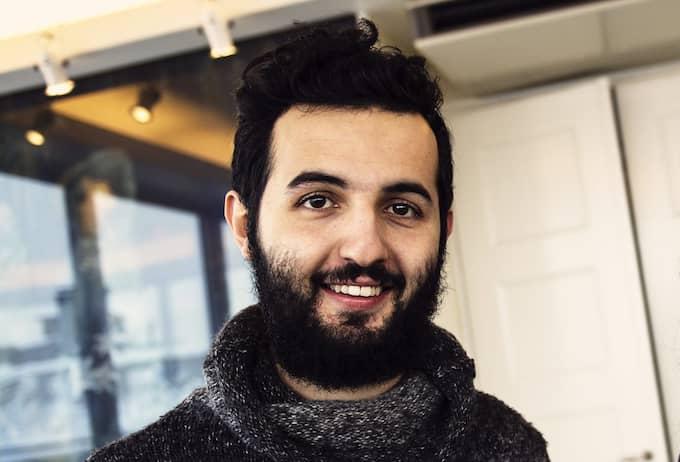 Komikern Soran Ismail pratade i en podcast om skolidrott... Foto: ROBIN HALDERT / SCANPIX / SCANPIX SWEDEN