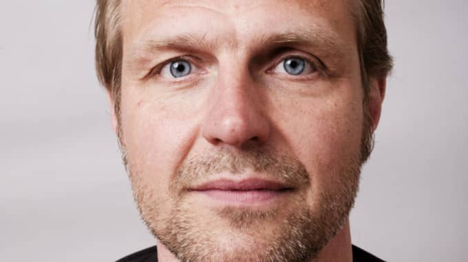 Jonas Nordling, ordförande i Svenska Journalistförbundet. Foto: Tomas Ohlson / PRESSBILD SJF