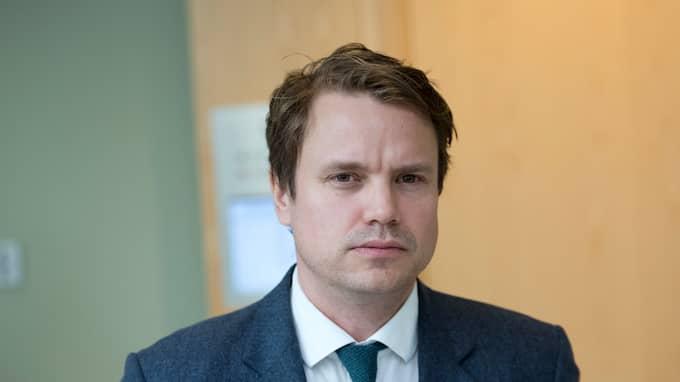 Olof Calmvik, åklagare. Foto: SVEN LINDWALL