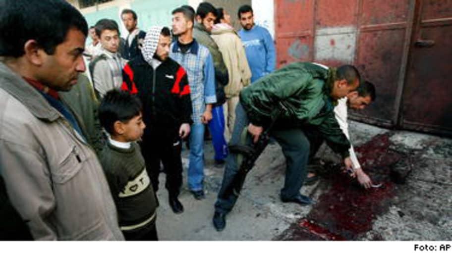 Hamasledare dodad i israelisk attack 2