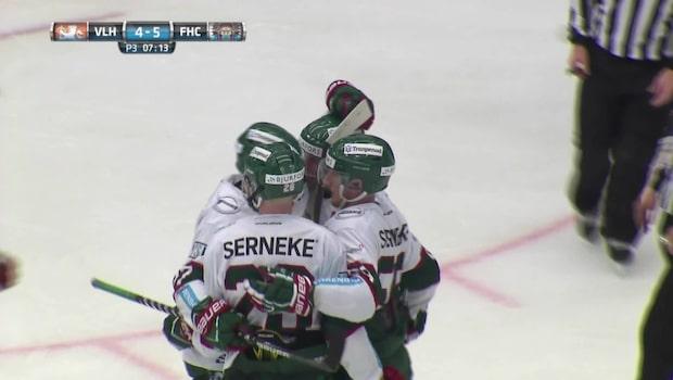 Highlights: Växjö-Frölunda