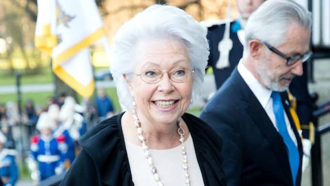 Prinsessan Christina mår bättre och tar sig nu an ytterligare ett officiellt uppdrag. Foto: PATRIK ÖSTERBERG / PATRIK C ÖSTERBERG/STELLA PICTU STELLA PICTURES