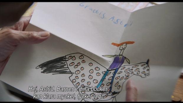 """Här är trailern till """"Unga Astrid"""""""