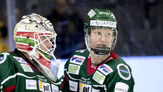 Rasmus Dahlin. Foto: ADAM IHSE / TT / TT NYHETSBYRÅN