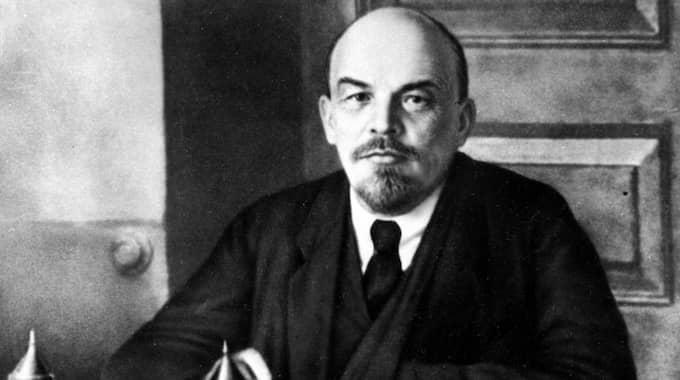 … Vladimir Lenin. Foto: Ap / AP TT / NTB SCANPIX