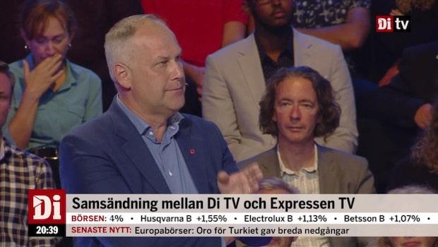 """Sjöstedt (V): """"Dags att dra ur pensionspengarna ur skurkbolag som Lundin Oil"""""""