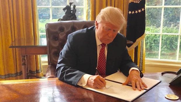 Trump utökar inreseförbudet