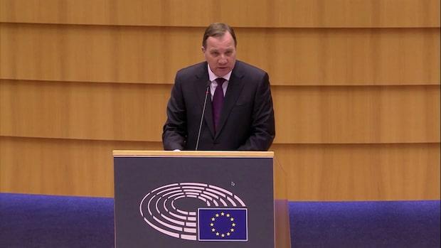 Löfven lovade stödja Europeiska åklagarmyndigheten